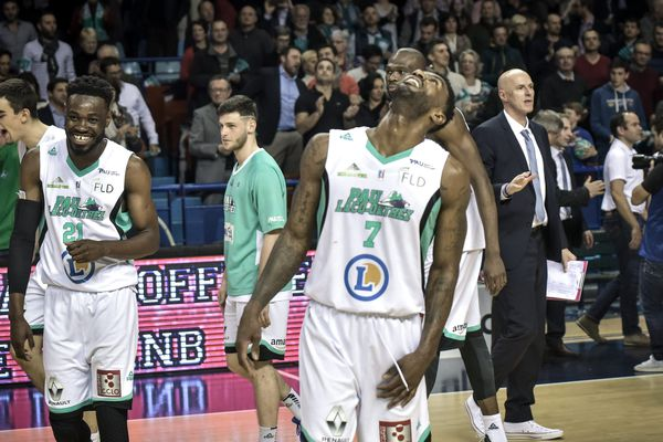 PAU 20/03/2018 Rencontre Basket Pro A derby Elan Béarnais VS Limoges