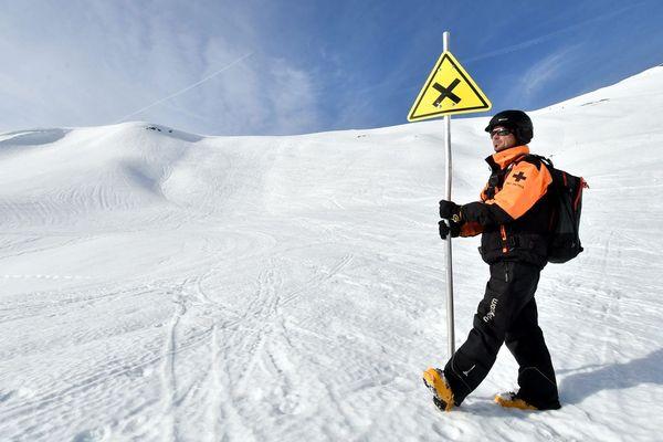 photo d'archives. Appel à la grève des saisonniers dans les stations de ski samedi 15 février