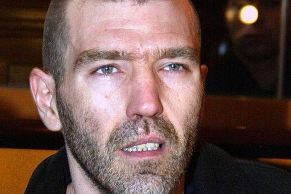 Le tueur en série Patrice Alègre lors de son procès