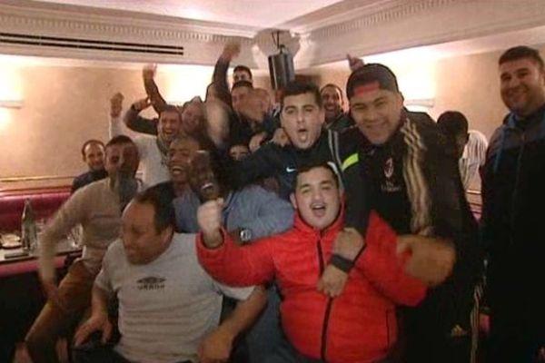 Le 9 décembre dernier, les joueurs de la Cayolle avaient suivi le tirage au sort des 32es de finales de la Coupe de France dans un bar de la Pointe Rouge à Marseille.