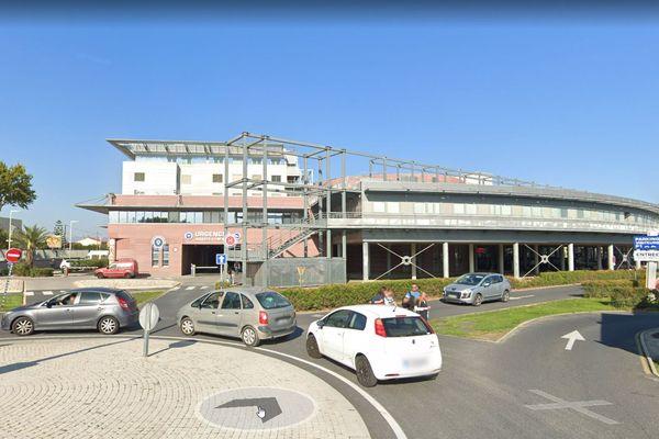 Le service des urgences de l'hôpital de Perpignan