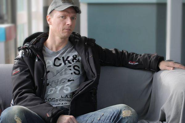 Tony Vairelles, en 2014.