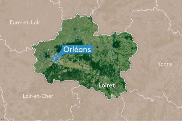 Le corps de la victime a été découvert à son domicile d'Orléans.
