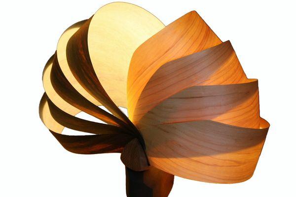Une lampe créée par Damien Dreiss