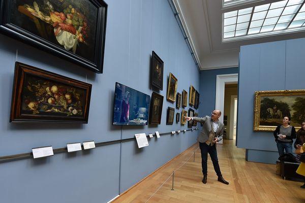 Le Palais des Beaux-Arts est ouvert de 10h à 18h le dimanche.