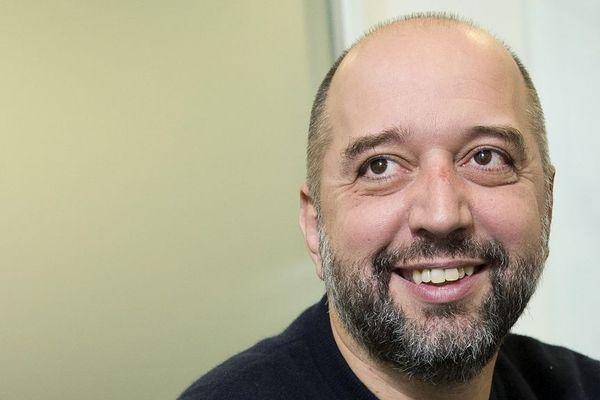 Gerard Lopez à Londres en décembre 2019.