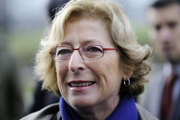Geneviève Fioraso, ministre de l'Enseignement supérieur et de la Recherche