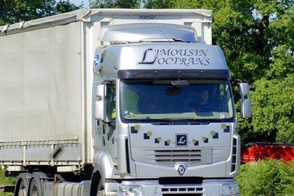 La société de transport routier Locotrans qui emploie 130 salariés à Limoges est en cessation de paiement.