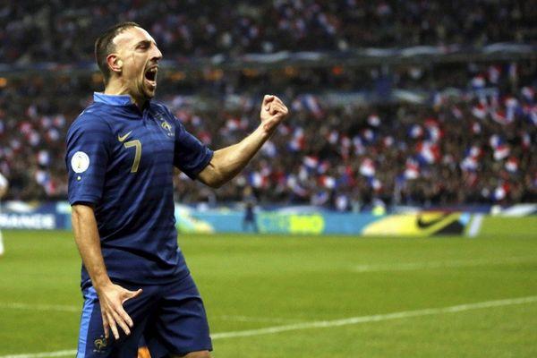 Franck Ribéry peut-il emmener les Bleus au Mondial du Brésil ?