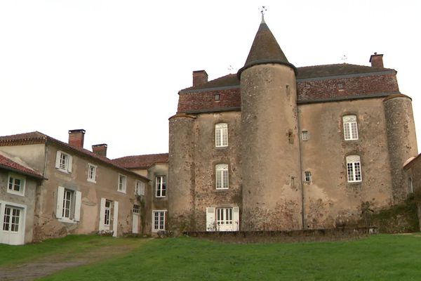 Château d'Abzac en Charente