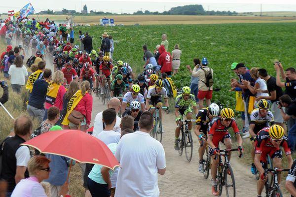 Tour de France suivez la 8ème étape Arras-Roubaix en direct