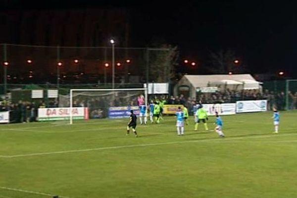 Au match aller, l'AS Yzeure s'était imposée 1 à 0 face à l'AS Moulins