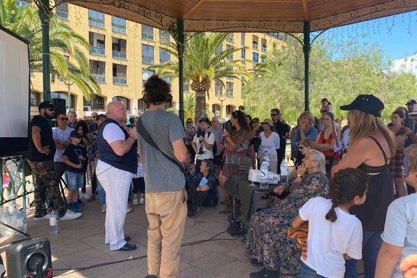 La manifestation a pris place de 11h à 19h, ce samedi 5 juin.