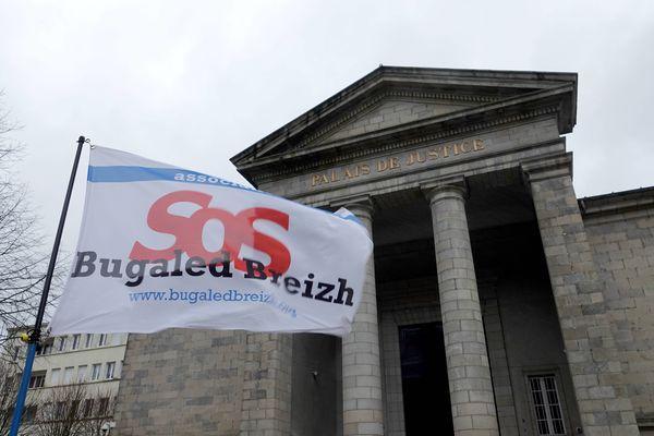 En janvier 2020, lors de la journée de commémoration en souvenir des disparus du Bugaled Breizh à Quimper