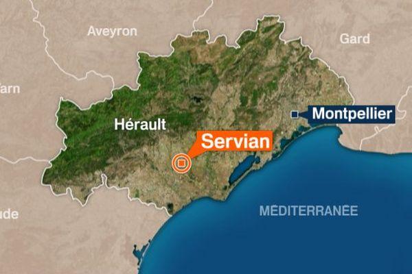 Servian (Hérault)