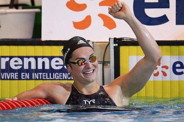 La marseillaise Béryl Gastaldello a obtenu sa qualification pour les championnats du monde en Corée du Sud.