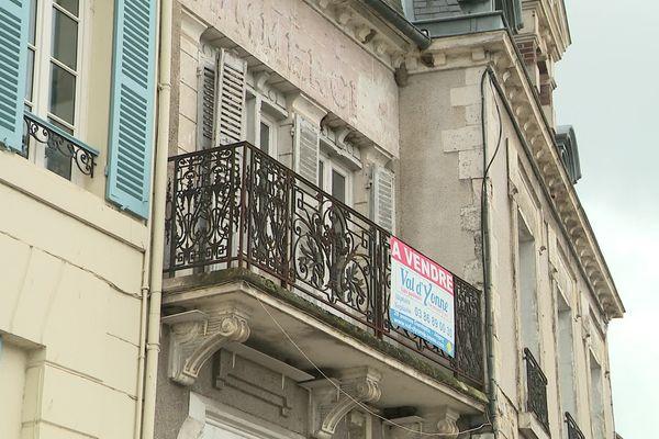 Bien immobilier à vendre à Joigny
