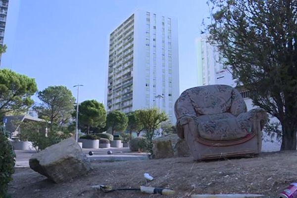 Parc Kalliste à Marseille