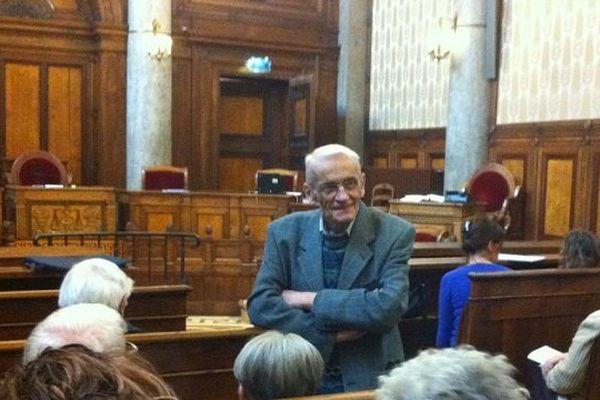 Le procès en appel du père Riffard a lieu ce matin à Lyon - 02/12/14