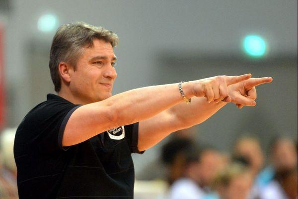 Cap sur une nouvelle saison avec le BBH pour Laurent Bezeau