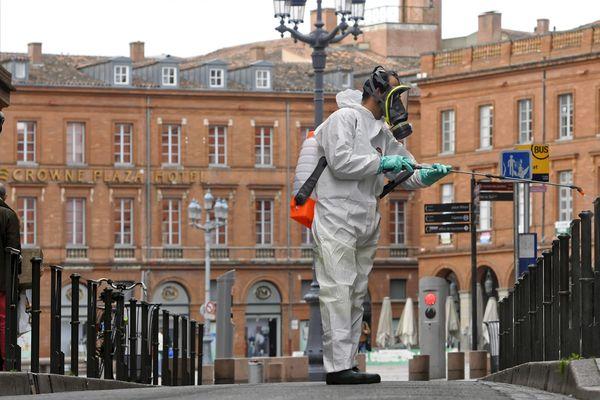 Les agents de la mairie de Toulouse et de Toulouse Métropole ont été très sollicités durant la crise sanitaire du coronavirus.