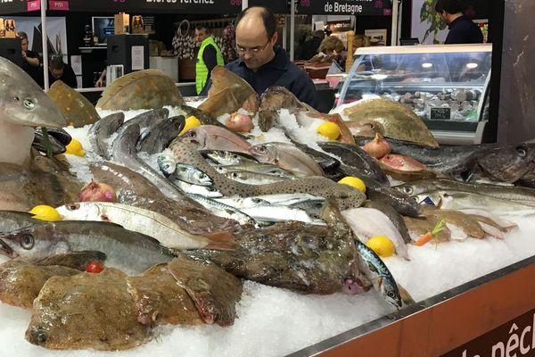 La pêche est aussi à l'honneur dans les allées du Salon de l'agriculture