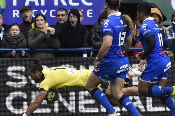 Le 27 octobre 2018, pour le compte de la 8e journée de Top 14, Clermont avait écrasé Castres, 41-6 avec le bonus offensif.