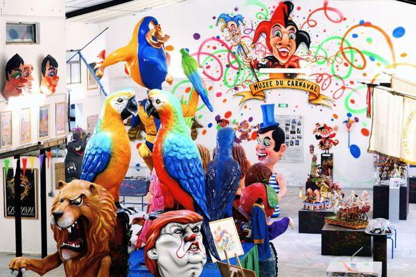 Le Musée du Carnaval est fermé au public depuis le 30 octobre dernier.
