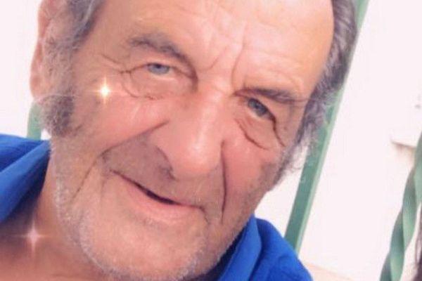 André Baglioni, 72 ans, était porté disparu depuis le 9 décembre.