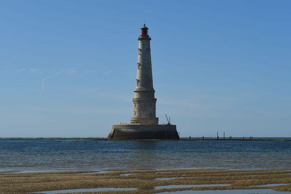Le phare de Cordouan est occupé par deux gardiens en permanence.
