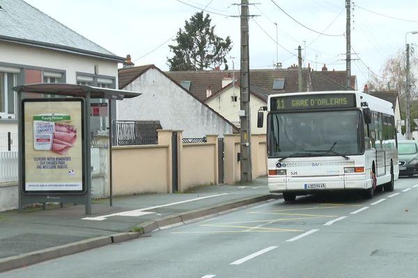 C'est à l'arrêt de bus Montjoie à Saran que le jeune homme a perdu la vie ce 1er décembre 2020.