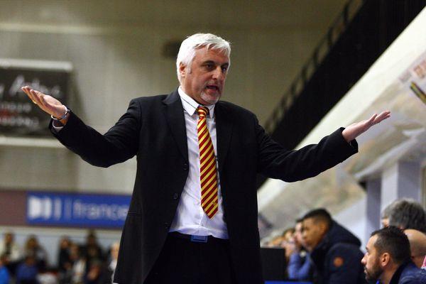 François Gomez, le nouvel entraîneur de Suède