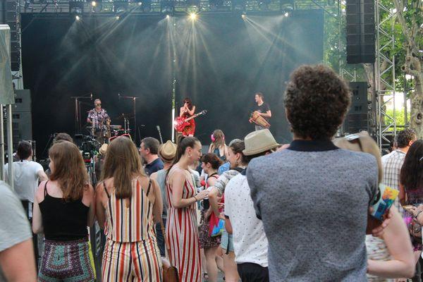 3 500 spectateurs ont assisté à la soirée d'ouverture d'Europavox, jeudi 27 juin, à Clermont-Ferrand.