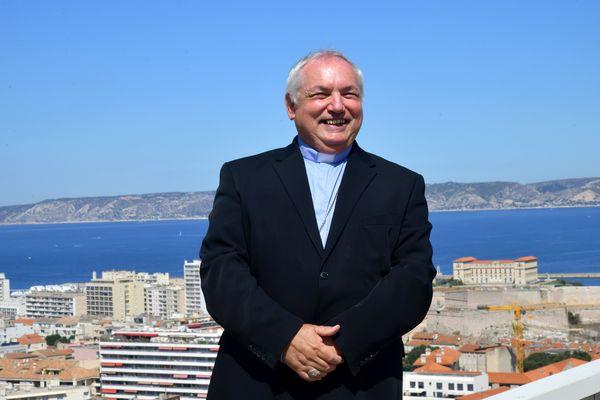 Mgr Jean-Marc Aveline prendra ses fonctions le 15 septembre