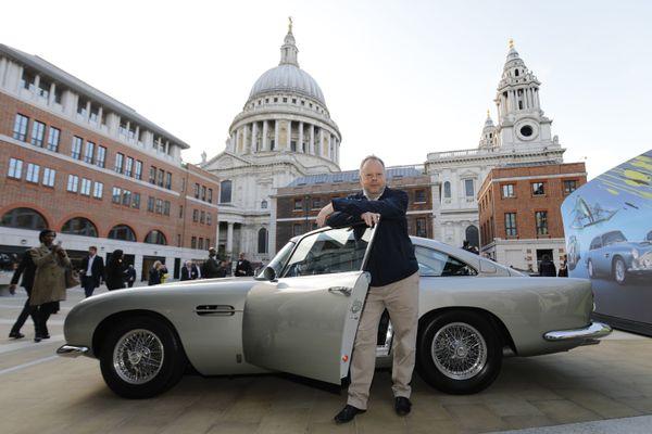 Andy Palmer, patron d'Aston Martin.