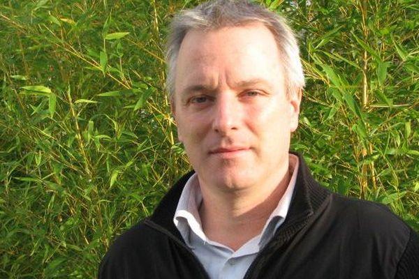 Charles Fournier, Europe Ecologie Les Verts, vice –président du Conseil Régional Centre-Val de Loire.