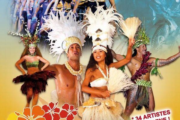 Les ballets de Tahiti Ora