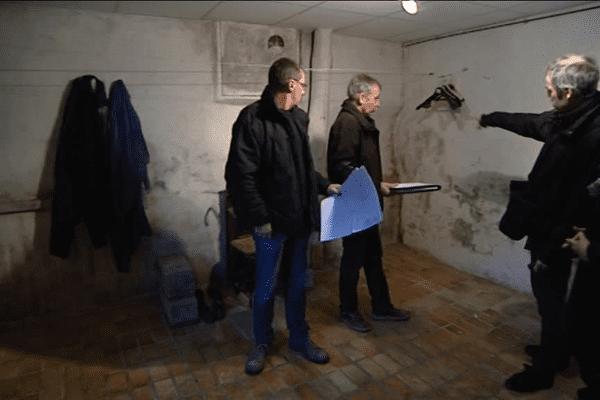 Une équipe de SOLIHA et des artisans pour étudier des travaux d'isolation