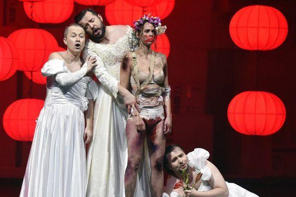 Turandot à l'opéra du Capitole