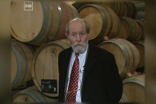 """Bernard Hudelot, , surnommé le """"pape des Hautes-Côtes de Nuits"""", restera dans les mémoires pour ses talents de vigneron et de vinificateur"""