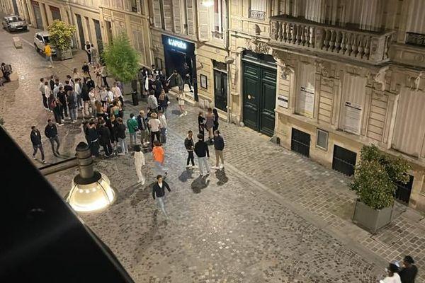 Les riverains de la rue de Chativesle n'en peuvent plus des nuisances nocturnes.
