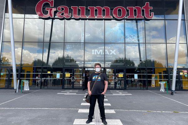 A Reims, Arnaud Klein s'est lancé le défi de voir le film Kaamelott 200 fois pour battre le record du monde de visionnages.