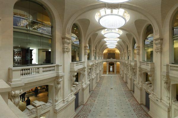 Le musée des Arts Décoratifs sera ouvert de 11h à 18h.