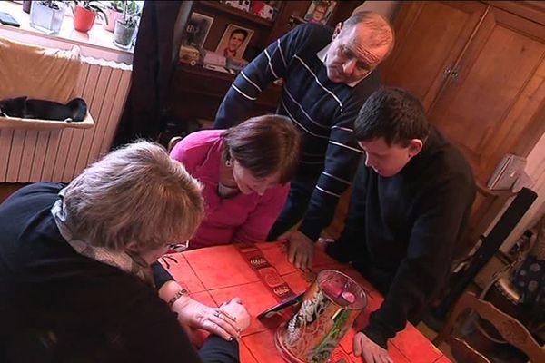 La famille Flotté accueille deux jeunes en situation de handicap. Le Département de l'Orne veut développer ce dispositif.