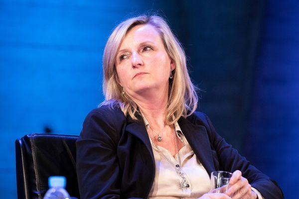 Corinne de Bilbao ex patronne de GE France.