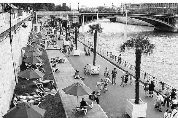 Une fois de plus Paris Plages a fait le bonheur des citadins.