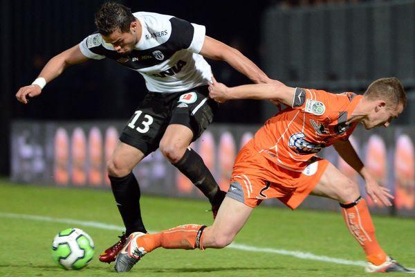 Stade Lavallois et Angers SCO s'affrontent ce vendredi 13 septembre 2013