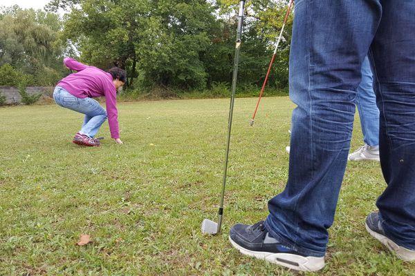 Durant 3 jours, les golfs auvergnats ont ouvert leurs portes et proposé des initiations gratuites à de nombreux visiteurs.