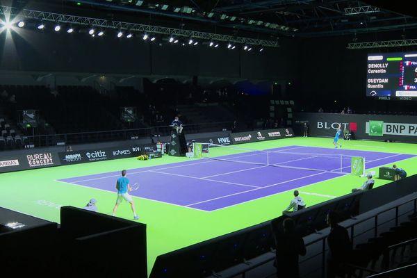 L'Open de Rennes 2020 se déroule au Liberté à Rennes, une salle bien plus grande que la salle Colette Besson, où se déroulait le tournoi auparavant.