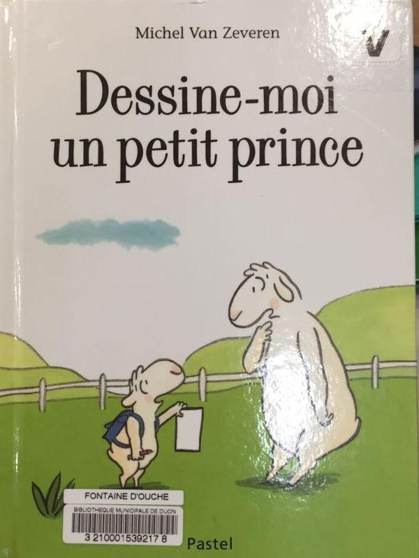 Dessine-moi un petit prince de Michel Van Zeveren